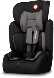 Automobilinė kėdutė Lionelo Levi Simple Black, 9 - 36 kg