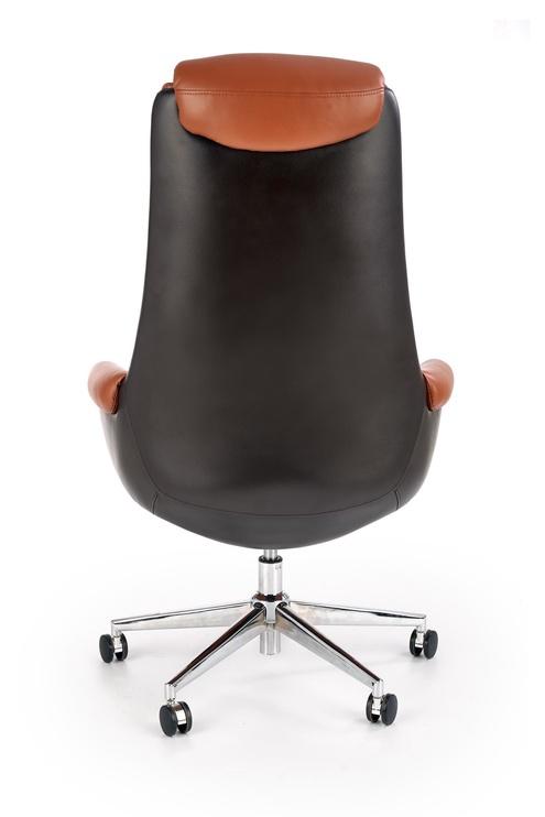 Офисный стул Halmar Calvano Executive, коричневый