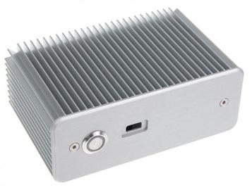 Impactics Intel NUC Case D1NU1-S Silver