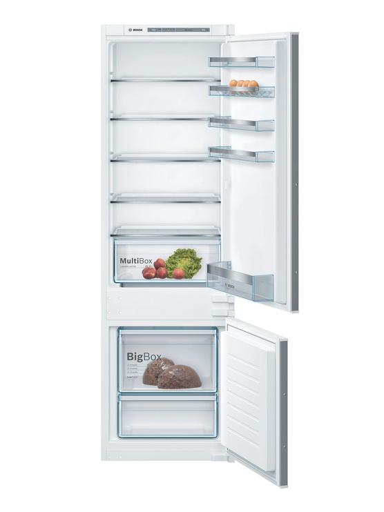 Įmontuojamas šaldytuvas Bosch KIV87VSF0