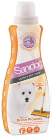 Sanidog Fresh Flowers Floor Cleaner 1l