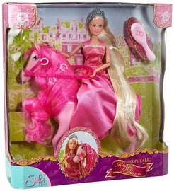 Simba Fairytale Riding Princess Stefi Love Doll With Horse