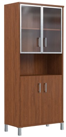 Skyland Born Office Cabinet B 430.9 Garda Walnut