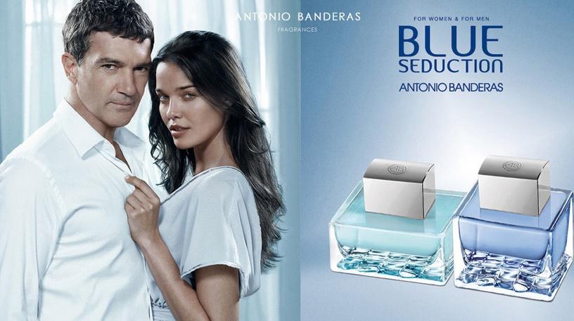 Набор для женщин Antonio Banderas Blue Seduction 2pcs Set 125 ml EDT