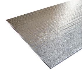 Polietileno putų metalizuota plėvelė, Komex, 0.5x120x2500, 60m2