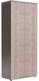 Skyland Wardrobe XCW 85 Sonoma Oak/Dark Wood
