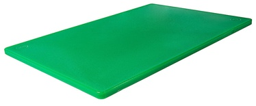 Contacto Colour Coded Cutting Board 45cm Green