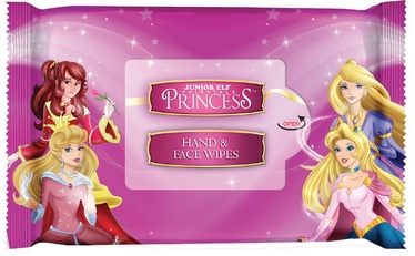 Corsair toilretries Junior Elf Fairytales Princess Hand & Face Wipes