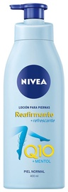 Nivea Q10 Menthol Firming + Refreshing Leg Lotion 400ml