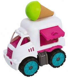 BIG Power Worker Mini Ice Cream Van