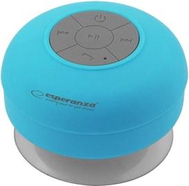 Belaidė kolonėlė Esperanza EP124B Bluetooth Speaker Blue