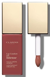 Lūpų blizgis Clarins Intense Lip Comfort Oil 01, 7 ml