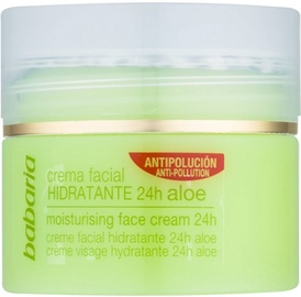 Babaria Aloe Vera Moisturising Face Cream 24h 50ml