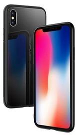 Hoco Premium Vitreous Shadow Back Case For Apple iPhone X Black