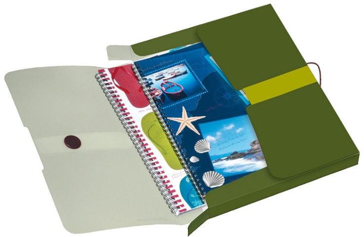 Herlitz File Box 11279833 Green