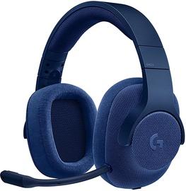 Ausinės Logitech G433 Gaming Headphones Blue