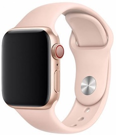 Devia Deluxe Series Sport Band For Apple Watch 44mm Pink Sand