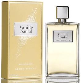Tualettvesi Reminiscence Vanille Santal EDT, 100 ml