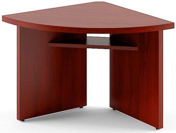 Skyland Born B 306 Desk Extension Right Burgundy