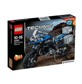 Konstruktor Lego Technic BMW R 1200 GS Adventure 42063