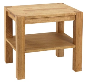 Home4you Chicago New Nightstand Oak