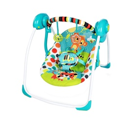 Bright Starts Kaleidoscope Safari Portable Swing