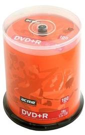 Acme DVD+R 16X 4.7GB 100P Cake Box