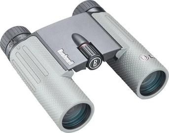 Bushnell Nitro 10x25 Roof Binoculars Grey Gun