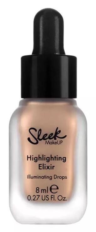 Sleek MakeUP Highlighting Elixir Illuminating Drops 8ml Champagne