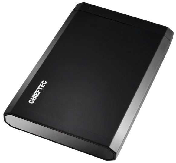 "Chieftec External Box 1 x 2.5"" HDD/SSD USB 3.0"