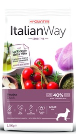 Italian Way Duck Sensitive Mini Adult 1,5kg