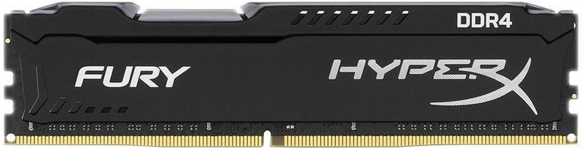 Operatyvioji atmintis Kingston 8GB 2400MHz DDR4 CL15 HyperX Fury DIMM HX424C15FB2/8