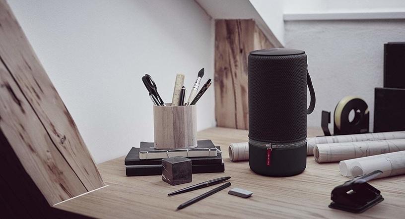 Belaidė kolonėlė Libratone Zipp Bluetooth Speaker Nordic Black