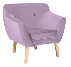Signal Meble Bergen 1 Armchair Velvet Pink