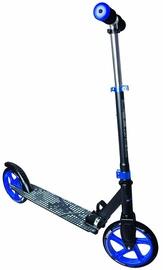 Vaikiškas paspirtukas Muuwmi Aluminium Scooter Black/Blue