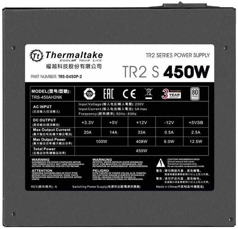 Thermaltake TR2 450W PS-TRS-0450NPCWEU-2