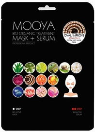 BeautyFace Mooya Bio Organic Stem Cells Oval Improving