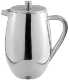 Asi Collection Coffee Press Villa 1L Stainless Steel