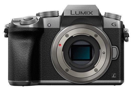 Panasonic Lumix DMC-G7 LUMIX G VARIO 14-140mm f/3.5-5.6 ASPH. POWER O.I.S. Silver