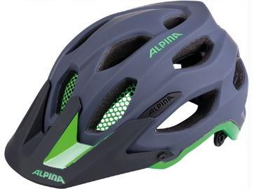 Alpina Sports Carapax 57-62 Gray/Green