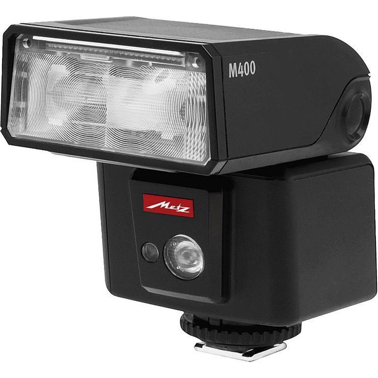 Metz Mecablitz M400 Flash For Canon
