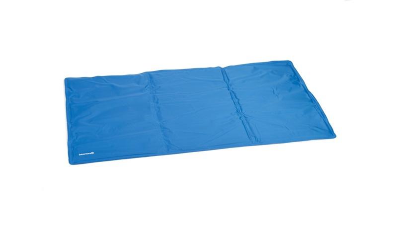 Охлаждающий коврик для животных Beeztees, синий, 900x500 мм