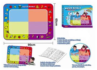 Žaislinis mokomasis kilimėlis Water Doodle