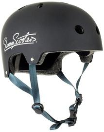 Шлем Slamm Logo, черный, 490 - 520 мм