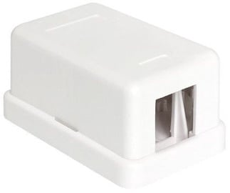 Delock Keystone Surface Mounted Box 1-Port