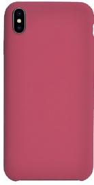 Чехол Bigben Apple iPhone XS Max, розовый