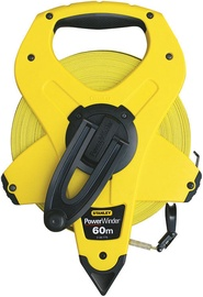 Stanley FiberGlass Power Winder, 60 m, 13 mm