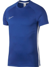 Nike Men's T-shirt Academy SS Top AJ9996 480 Blue S