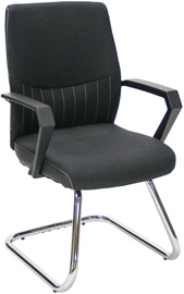 Home4you Office Chair Angelo Black 27943