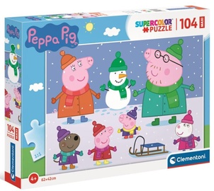 Clementoni Puzzle Peppa Pig 104pcs 23752